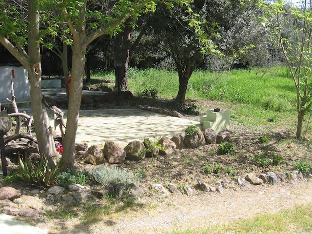 Appartamento nel verde vicino a siti archeologici
