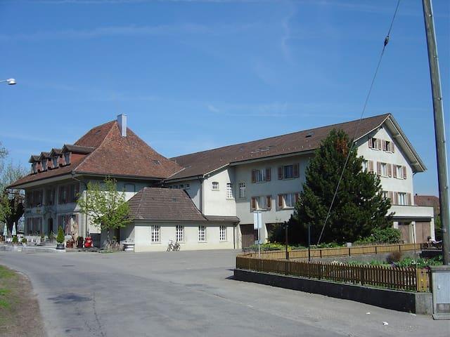 Baere Stoeckli - Ersigen - Apartamento