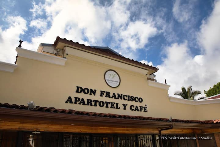 Apartotel Don Francisco - Habitación económica