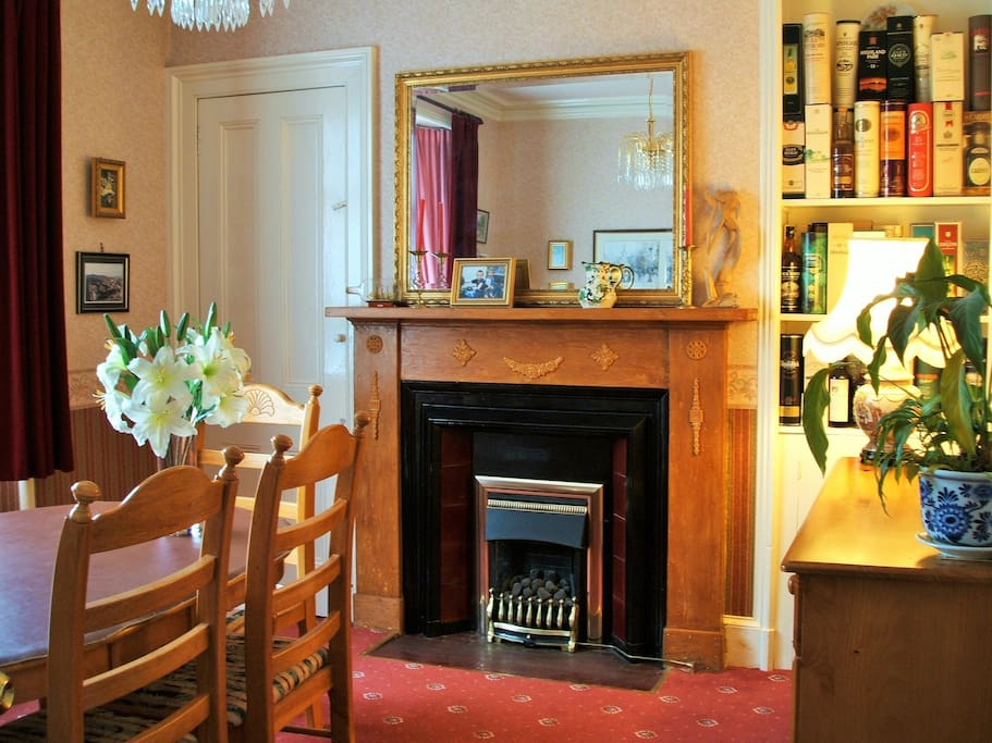 Inverness Bed And Breakfast Single Room
