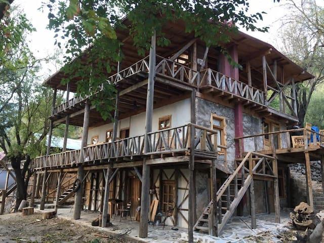 Taş ev - Çukurbağ Köyü