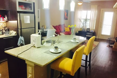 Relax, Unwind in Clean North Dallas Apartment - Addison - Flat