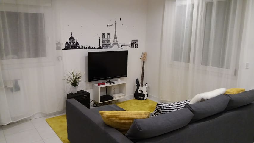 Cozy Apartment, Free Wi-Fi Near Paris - Ris-Orangis - Byt