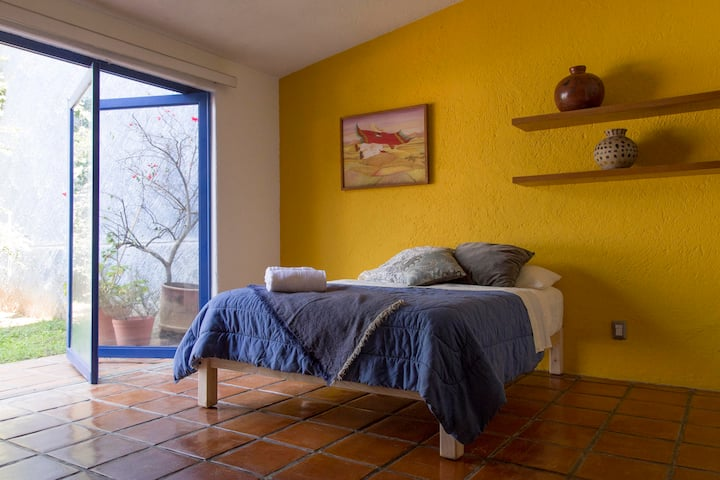 Suite 4 in Casa Matilda. Mexican Contemporary Home