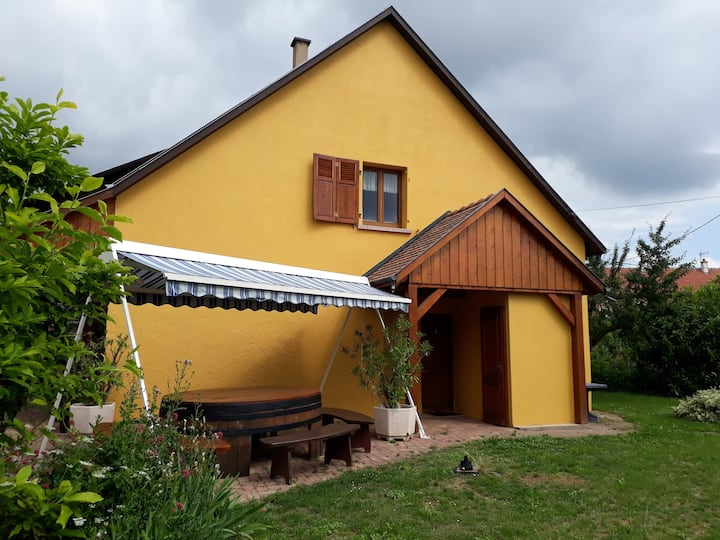 Appartement dans village viticole
