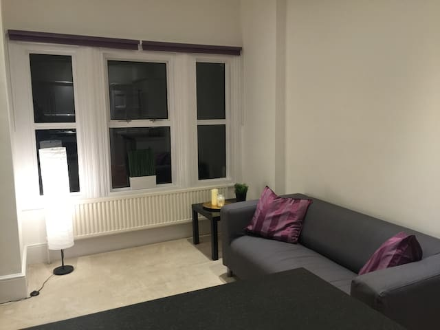 Lovely one bedroom flat - Wallington - Apartmen