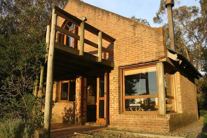 Casa con vista al mar, La Floresta, Uruguay - La Floresta - House