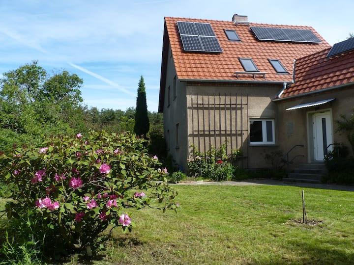 Auszeithaus Jannowitz in der Niederlausitz