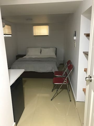 Suite 18 - Mini Apartment, ALL YOURS!