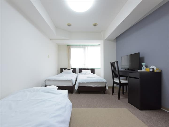NEW OPEN! Cozy apartment near Kamata, Wifi#703