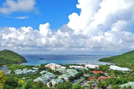 Beautiful 1Bdrm Villa In St. Martin - Cul-de-Sac - วิลล่า