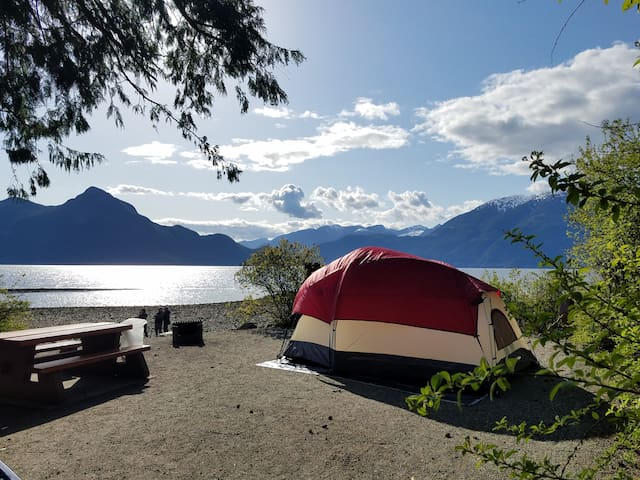 Camping in the Beautiful Northwest!!