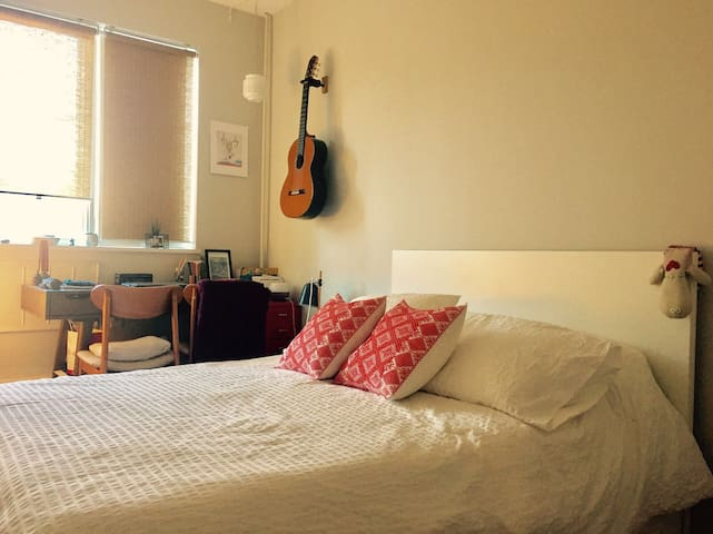 Beautiful private room in Greenpoint