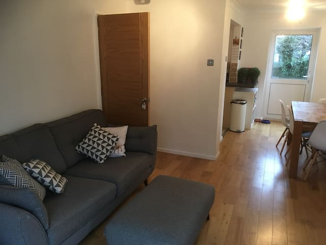 1 bed flat North London