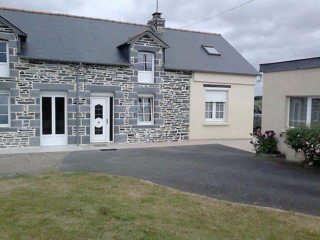 Maison de charme - Saint-Nicolas-du-Tertre - Hus