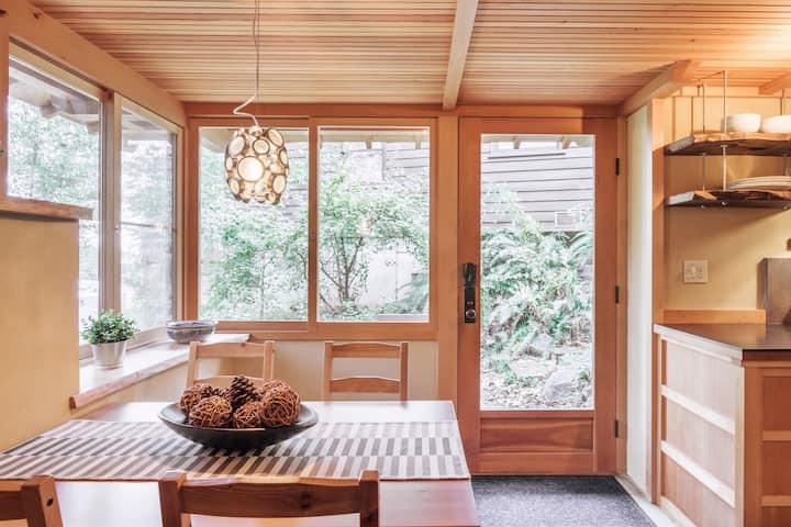 Japanese Carpentry - Mississippi Ave - Portland