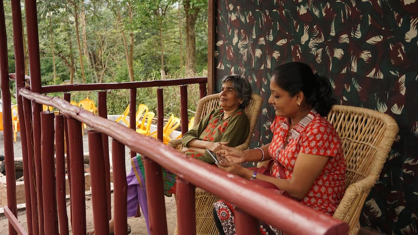 Real tea plantation living experience - Munnar - Nature lodge
