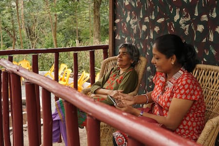 Real tea plantation living experience - Munnar - Alojamento na natureza