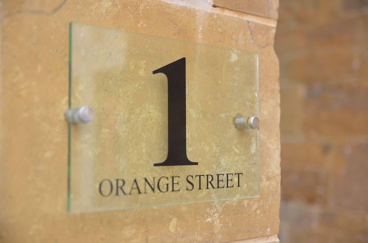No. 1 Orange St