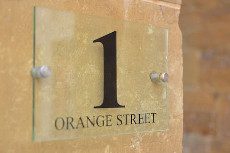 No. 1 Orange St