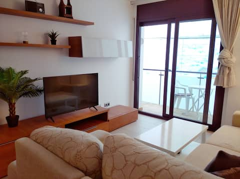 Designer Apartment Costa Brava Parking-Mar