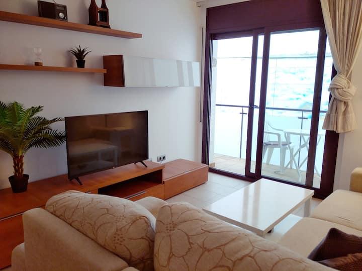 Designer Apartment Costa Brava Parking-Mar