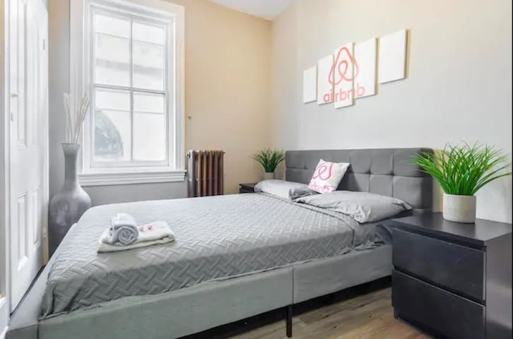 ☆Modern Private Room 2 - Downtown Reading!! ☆