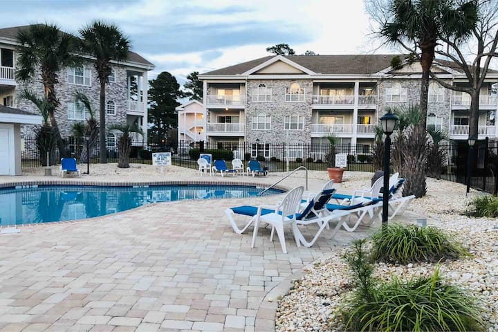 Fantastic condo in the center of Myrtle Beach!