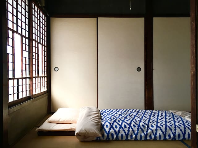 """WabiSabi"" house Room3/WiFi/1per/Asakusa/Skytree/"
