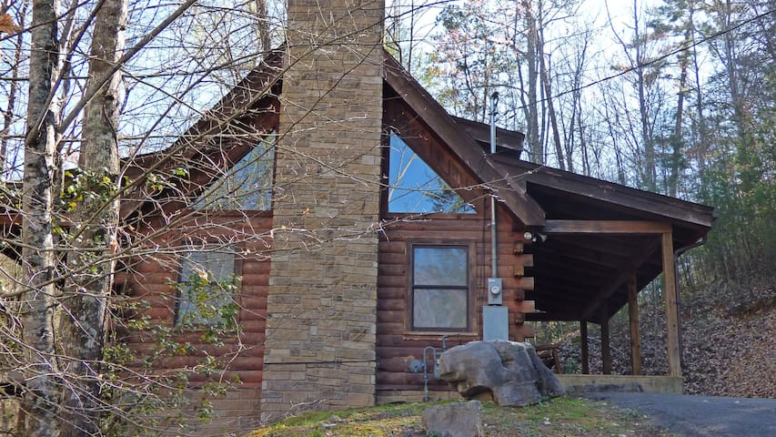 Wildflower Shanty - A Magical Rustic Hideaway - Pigeon Forge - Blockhütte