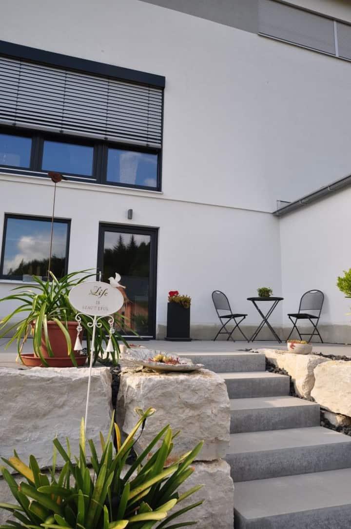 Ferienwohnung Rieden/Siegenhofen