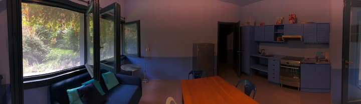 Appartamento situato all'interno di un Golf