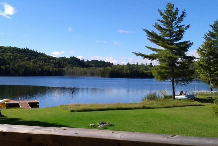 Lazy Bear Lodge Pine Lake