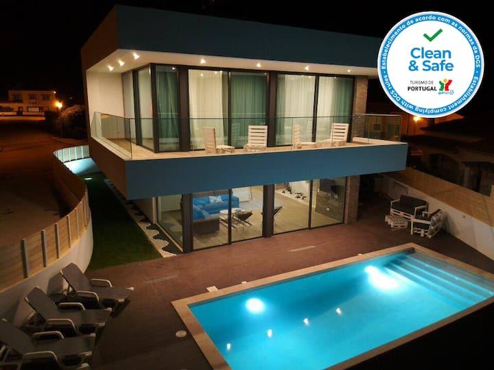 Sunrise Villa - Private pool and Sea view