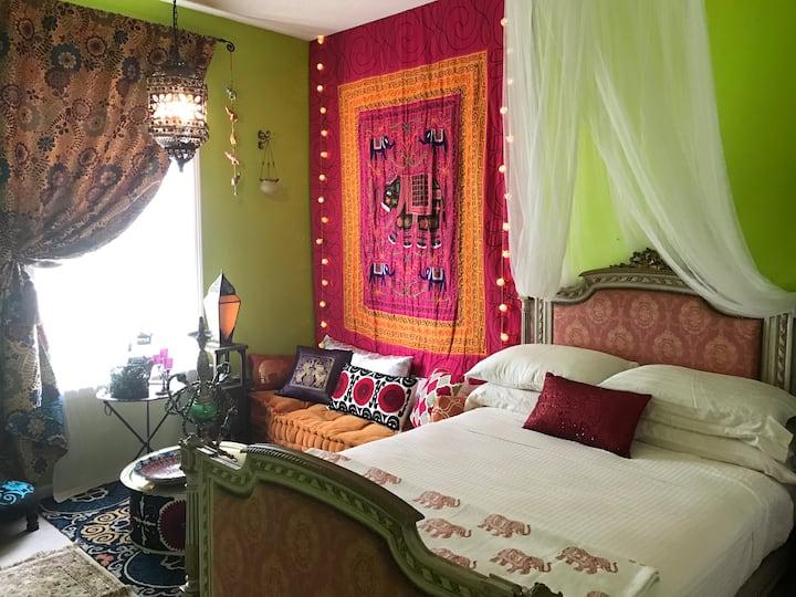 Claire's Moroccan Room