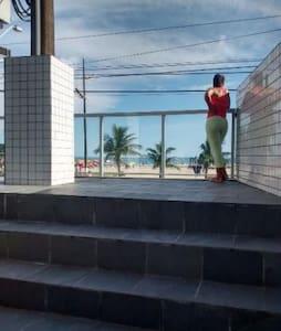 Apto Beira da Praia, boqueirao, SP