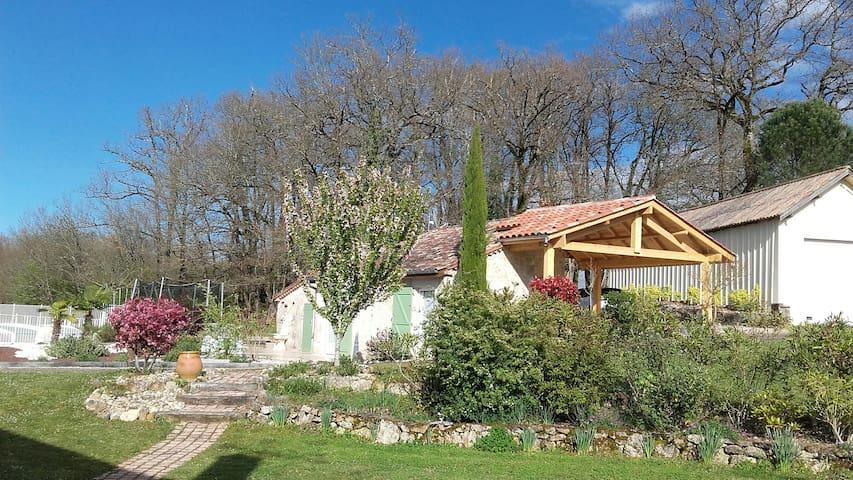 Tarn et Garonne gîte rural  ***  piscine 10mx 5m