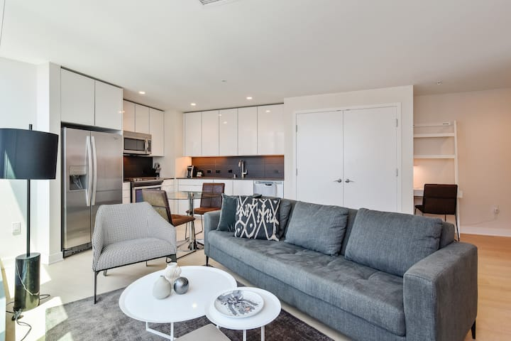 Luxury One Bedroom in Central San Francisco
