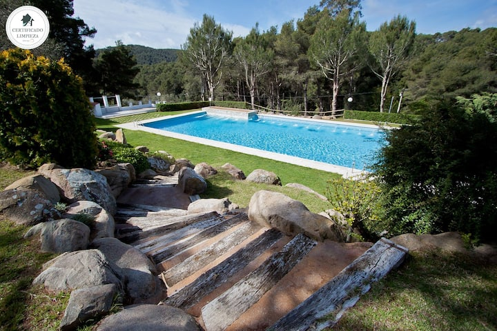 SOL PINS II - SALVADOR- apartment with shared swimming pool-Tamariu-Costa Brava