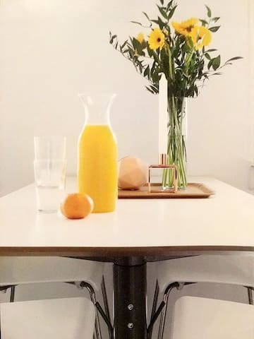 Modern, bright and charming in Oslo - Oslo - Appartement