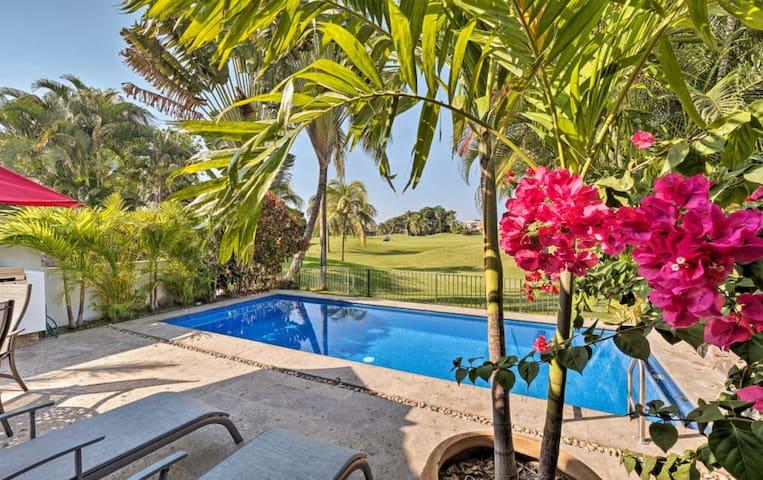 Hermosa Villa con Alberca privada en El Tigre!!!