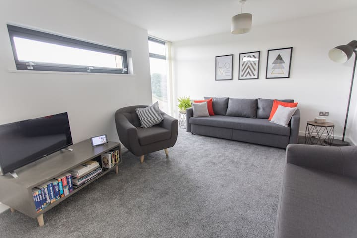 Homely City Apartment FREE PARKING
