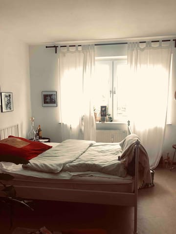 Cosy modern private room | 15 Min Fair/Messe