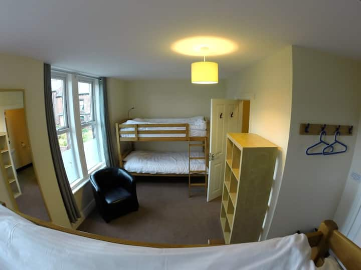 Dorm Bed - Luxury Hostel near Lake District
