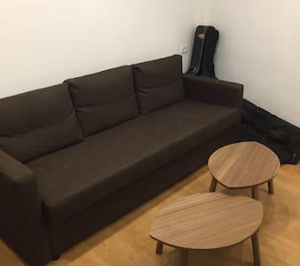 New renovated comfy apartment, center of Jerusalem - Jerusalem