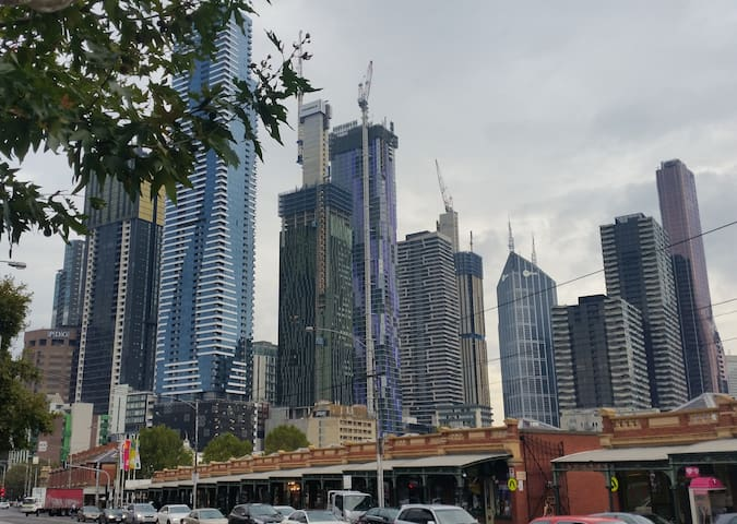 200 Steps From the Heart of Melbourne (CBD) - North Melbourne - Huis