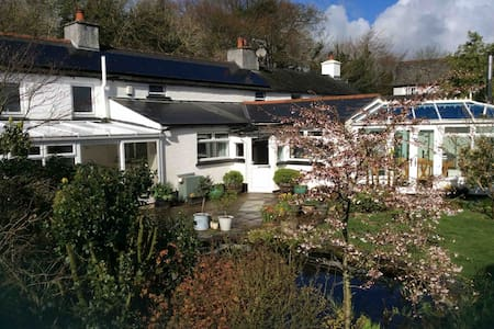 Cherry Tree Cottage, Single bedroom, nr Tavistock