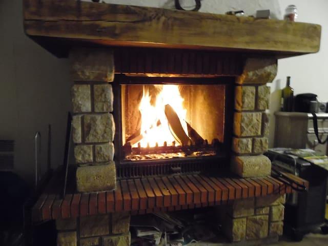 Paisible maison dans les Pyrénées