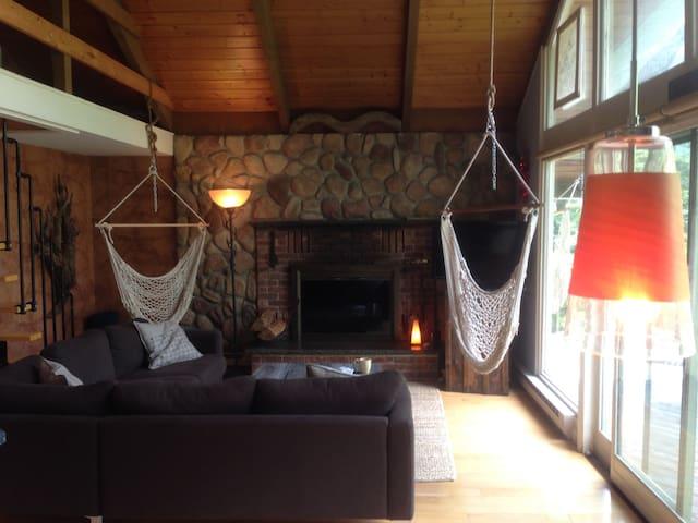 Mountain Treeish House - Hunter - Casa