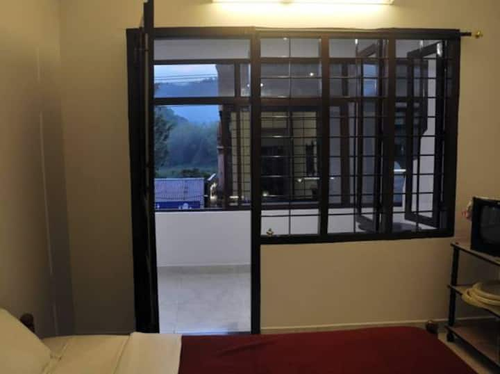 Double Bedroom with Balcony